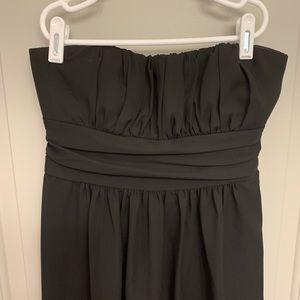dELiA*s Dresses - Black strapless Delia's size S dress